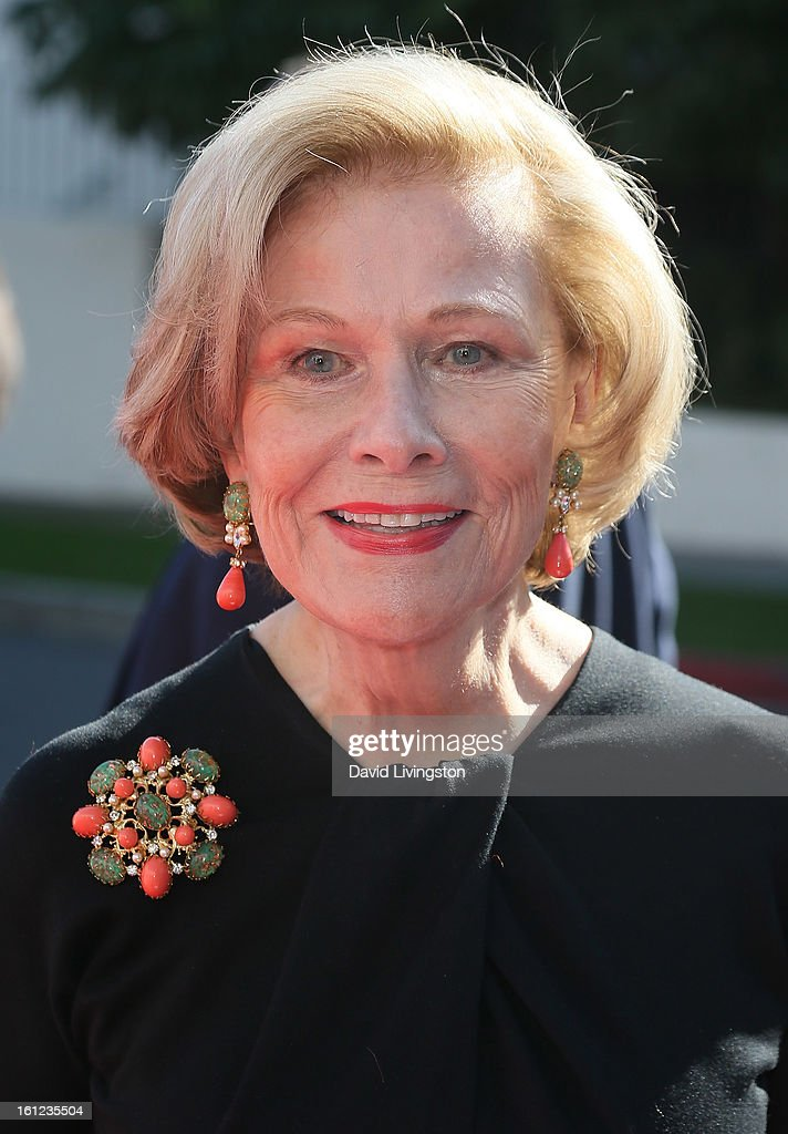 Widow of Alan W. Livingston and actress Nancy Olson Livingston attends The Recording Academy Special Merit Awards Ceremony at the Wilshire Ebell Theatre on February 9, 2013 in Los Angeles, California.