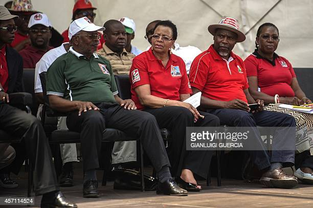 Widow of the late Mozambican president Samora Machel and widow of the late South african president and global icon Nelson Mandela Graca Machel...