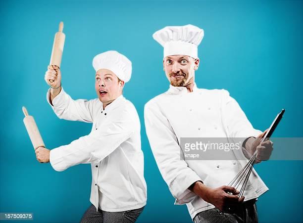 Wierd Chef's
