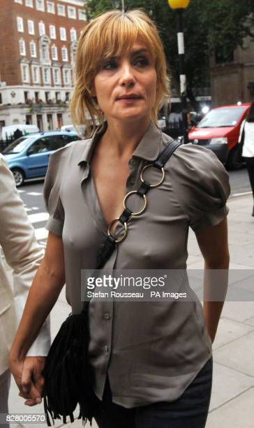 Wife of Roman Polanski Emmanuel Seigner The Film director is suing publishers Conde Nast over a July 2002 Vanity Fair article which described his...
