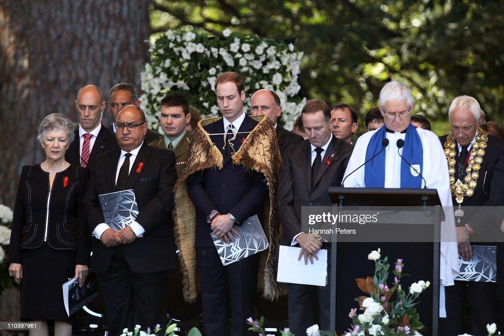 Prince William visits Australia and NZ 2011
