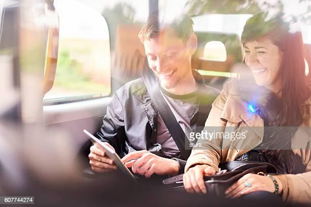 wifi cab ride