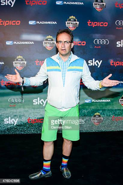 Wigald Boning attends the Sky Champions Night at The Grand on June 5 2015 in Berlin Germany