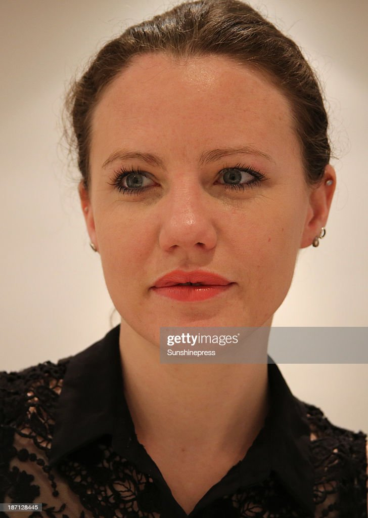WikiLeaks journalist Sarah Harrison, who spent four months assisting whistleblower Edward Snowden, poses for a portrait on November 6, 2013 in Berlin, Germany. Miss Harrison stated 'As a journalist I have spent the last four months with NSA whistleblower Edward Snowden and arrived in Germany over the weekend. I worked in Hong Kong as part of the WikiLeaks team that brokered a number of asylum offers for Snowden and negotiated his safe exit from Hong Kong to take up his legal right to seek asylum. I was travelling with him on our way to Latin America when the United States revoked his passport, stranding him in Russia. For the next 39 days I remained with him in the transit zone of Moscow's Sheremetyevo airport, where I assisted in his legal application to 21 countries for asylum, including Germany, successfully securing his asylum in Russia despite substantial pressure by the United States. I then remained with him until our team was confident that he had established himself and was free from the interference of any government.'