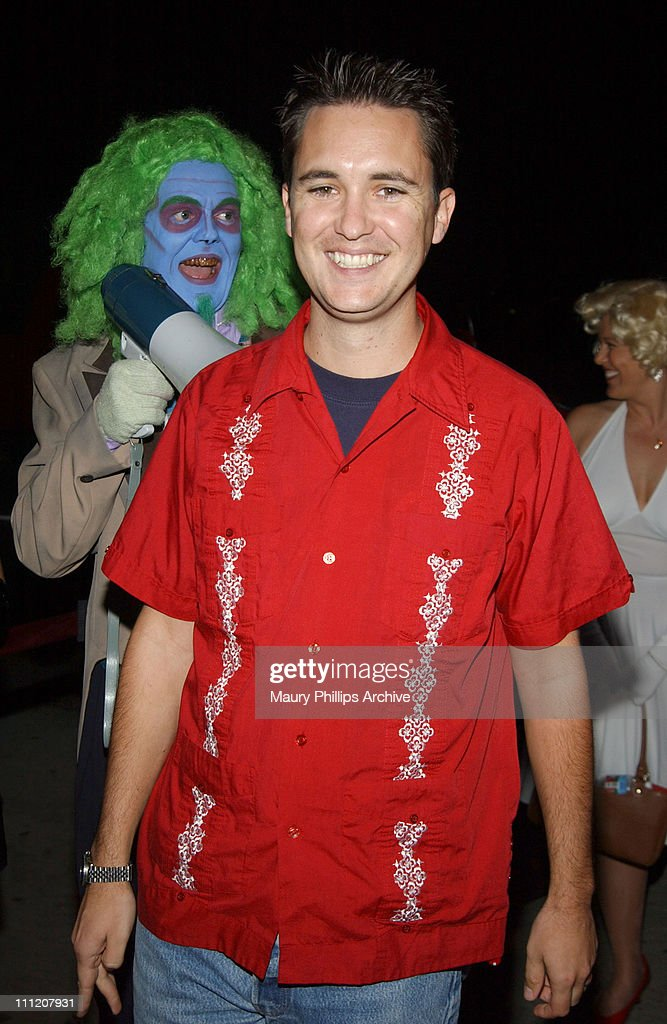 Wil Wheaton during 'Uncle Davvers Really Scary Movie Show' World Premiere at Silent Movie Theater in Hollywood California United States