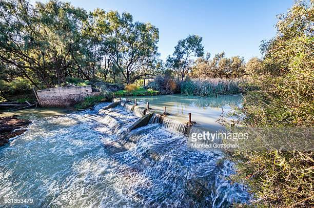 Wilandra Creek Weir