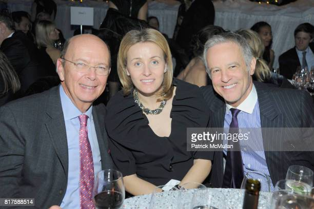 Wilbur Ross Jenny Paulson and Nathan Bernstein attend World Premiere of Universal Pictures and Paramount Pictures' LITTLE FOCKERS benefiting the...