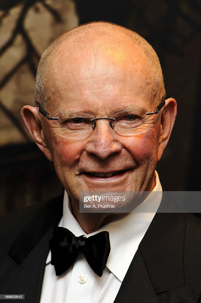 Wilbur Smith attends the Specsavers Crime Thriller Awards at The Grosvenor House Hotel on October 24, 2013 in London, England.