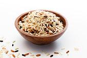 Wild Brown Rice Blend
