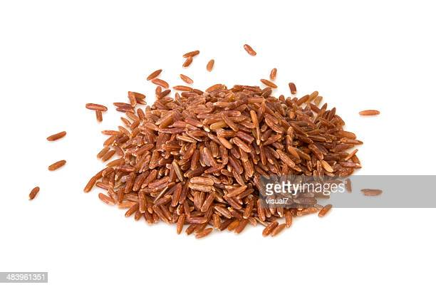 wild brown rice
