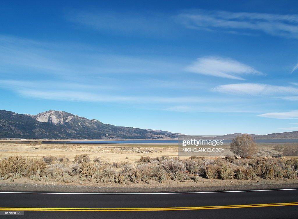 Wild West - Washoe Lake, Nevada