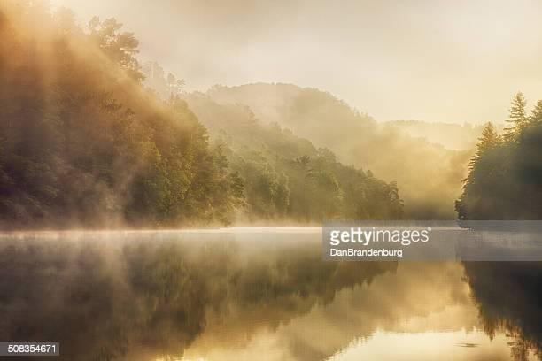 Área silvestre lago