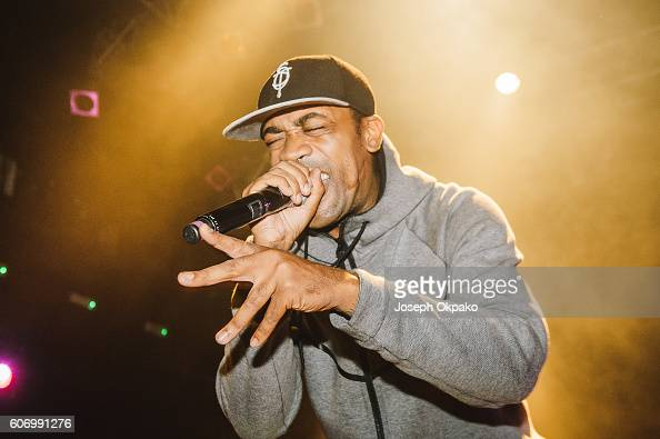 Wiley performs a headline show on stage at KOKO on September 16 2016 in London England