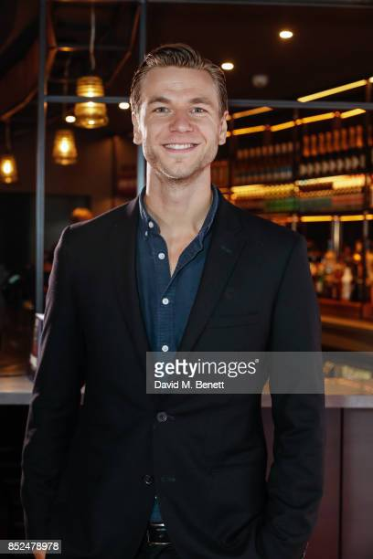 Wilf Scolding attends the 'Bees Make Honey' official screening during the Raindance Film Festival at the Vue West End on September 23 2017 in London...