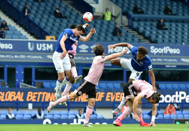 GBR: Everton FC v Leicester City - Premier League