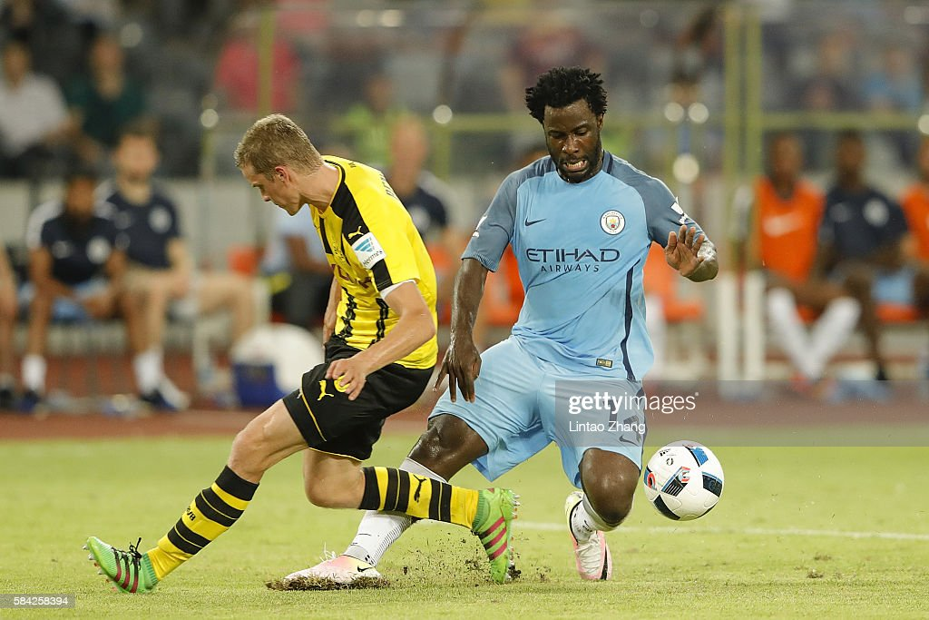 Borussia Dortmund v Manchester City - 2016 International Championship Cup China : News Photo