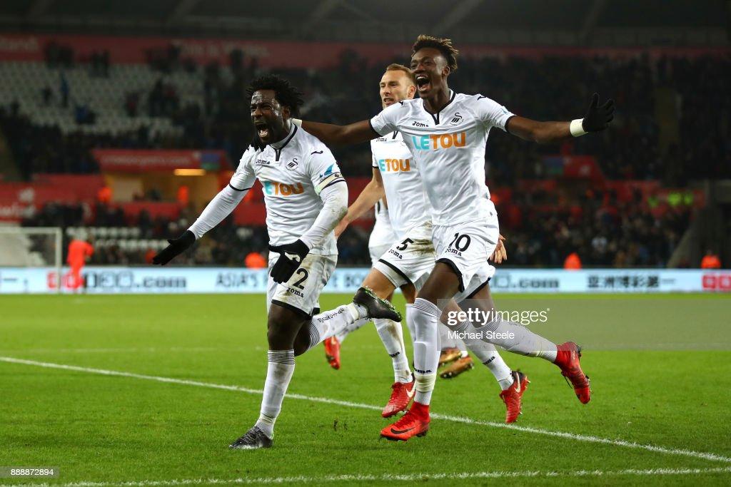 Swansea City v West Bromwich Albion - Premier League
