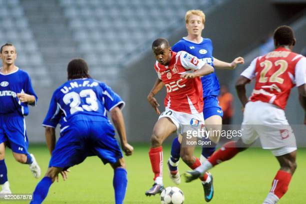 Wilfried MOIMBE Reims / UNFP Match amical