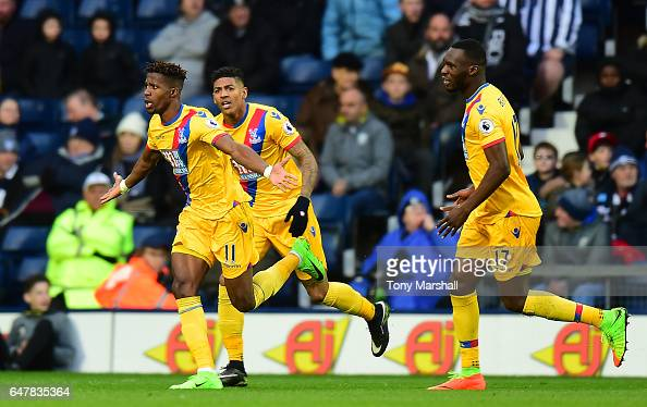 West Bromwich Albion v Crystal Palace - Premier League : News Photo