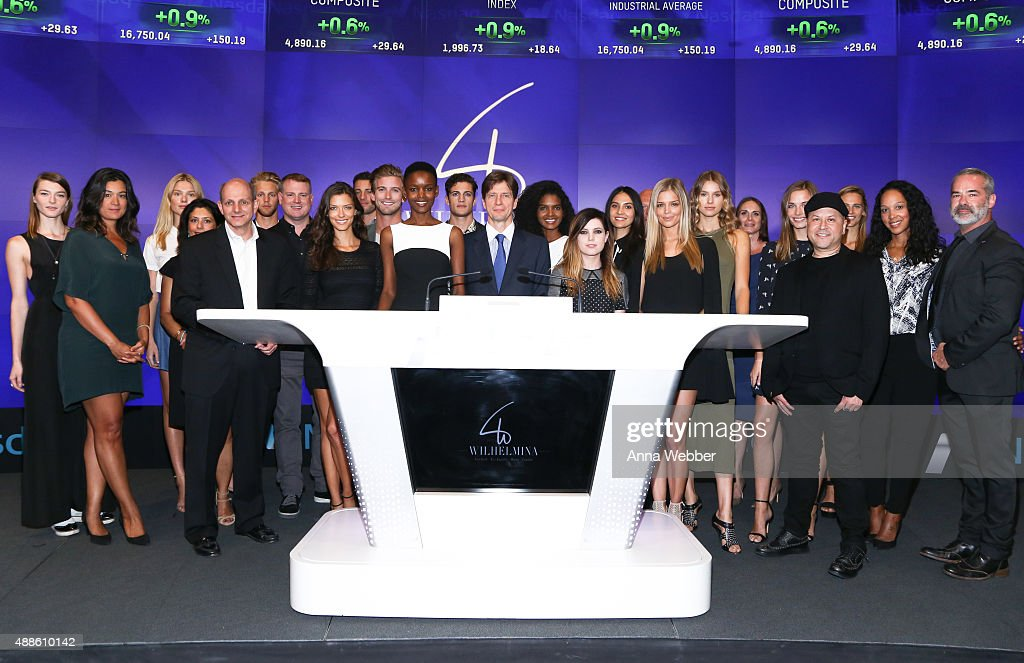 Wilhelmina International Inc. NASDAQ Ringing Of The Bell