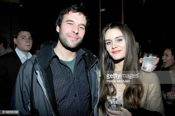 Will Anderson and Caitlyn Phillips attend PIER 59 Studios 15th Anniversary Party at PIER 59 Studios on February 12 2010 in New York City