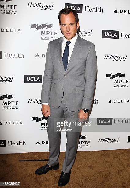 Will Arnett attends the 3rd Annual Reel Stories Real Lives Benefiting The Motion Picture Television Fund at Milk Studios on April 5 2014 in Los...
