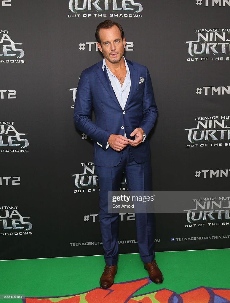<a gi-track='captionPersonalityLinkClicked' href=/galleries/search?phrase=Will+Arnett&family=editorial&specificpeople=209259 ng-click='$event.stopPropagation()'>Will Arnett</a> attends the Australian Premiere of Teenage Mutant Ninja Turtles 2 at Event Cinemas George Street on May 29, 2016 in Sydney, Australia.