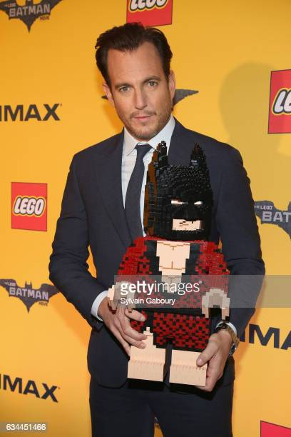 Will Arnett attends 'The Lego Batman Movie' Special Screening on February 9 2017 in New York City