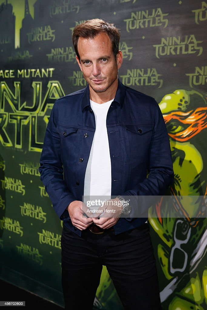 Will Arnett attends the Underground Event Screening of Paramount Pictures' 'TEENAGE MUTANT NINJA TURTLES' at UFO Sound Studios on October 5, 2014 in Berlin, Germany.
