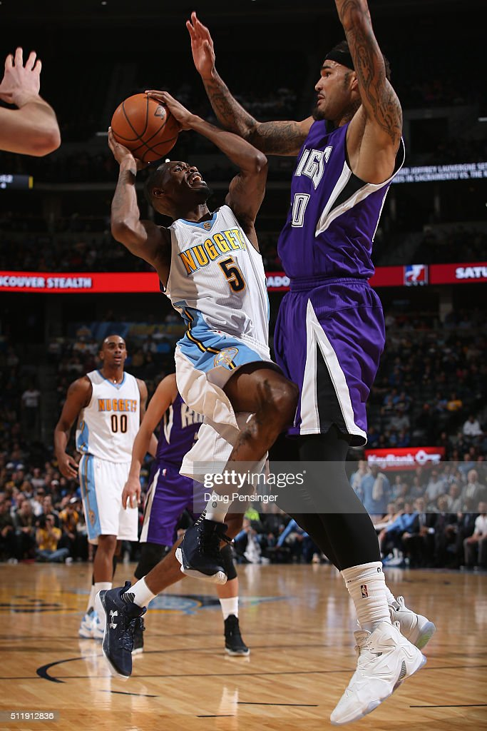 Sacramento Kings v Denver Nuggets
