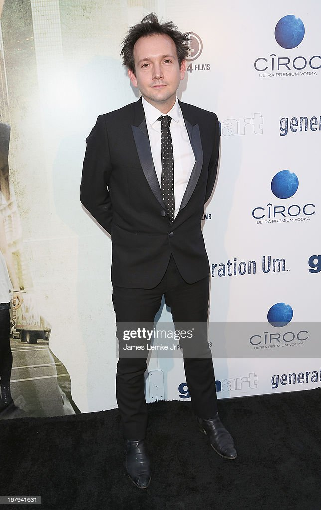 Will Bates attends the 'Generation Um' Los Angeles premiere presented by GenArt and Phase 4 Films held at the ArcLight Hollywood on May 2, 2013 in Hollywood, California.