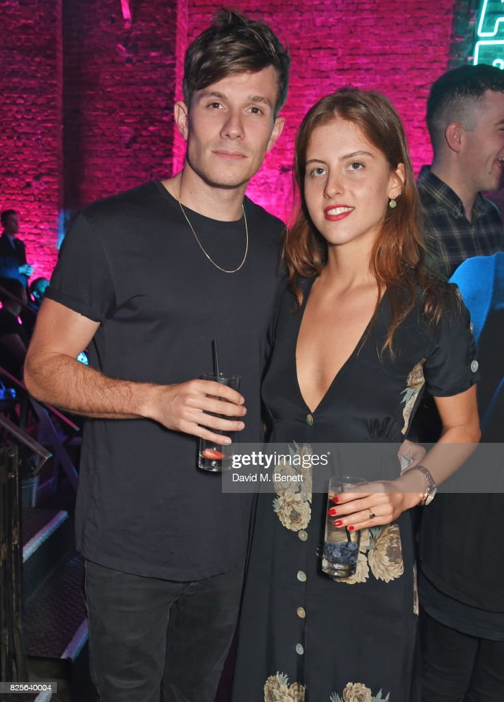Will Best (L) and Paula Hay attend a special screening of 'Atomic Blonde' at The Village Underground on August 2, 2017 in London, England.