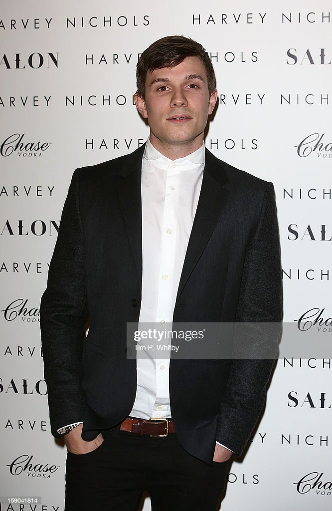 Will Best attends the launch of 1205 Paula Gerbase Hosted By Harvey Nichols ahead of the London Collections: MEN AW13 at Harvey Nichols on January 6, 2013 in London, England.