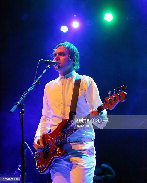 Will Butler of Phi Slamma Jamma performs during the official Arcade Fire after party at Union Transfer on March 17 2014 in Philadelphia Pennsylvania