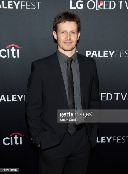 Will Estes attends the 'Blue Bloods' screening during PaleyFest NY 2017 at The Paley Center for Media on October 16 2017 in New York City
