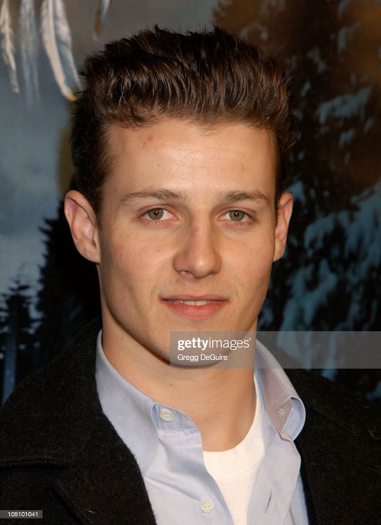<a gi-track='captionPersonalityLinkClicked' href=/galleries/search?phrase=Will+Estes&family=editorial&specificpeople=225054 ng-click='$event.stopPropagation()'>Will Estes</a> during 'Dreamcatcher' Premiere at Mann Village Theatre in Westwood, California, United States.