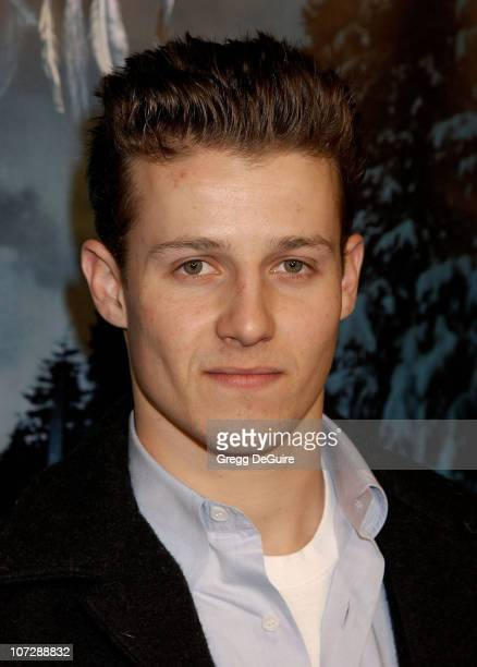 Will Estes during 'Dreamcatcher' Premiere at Mann Village Theatre in Westwood California United States