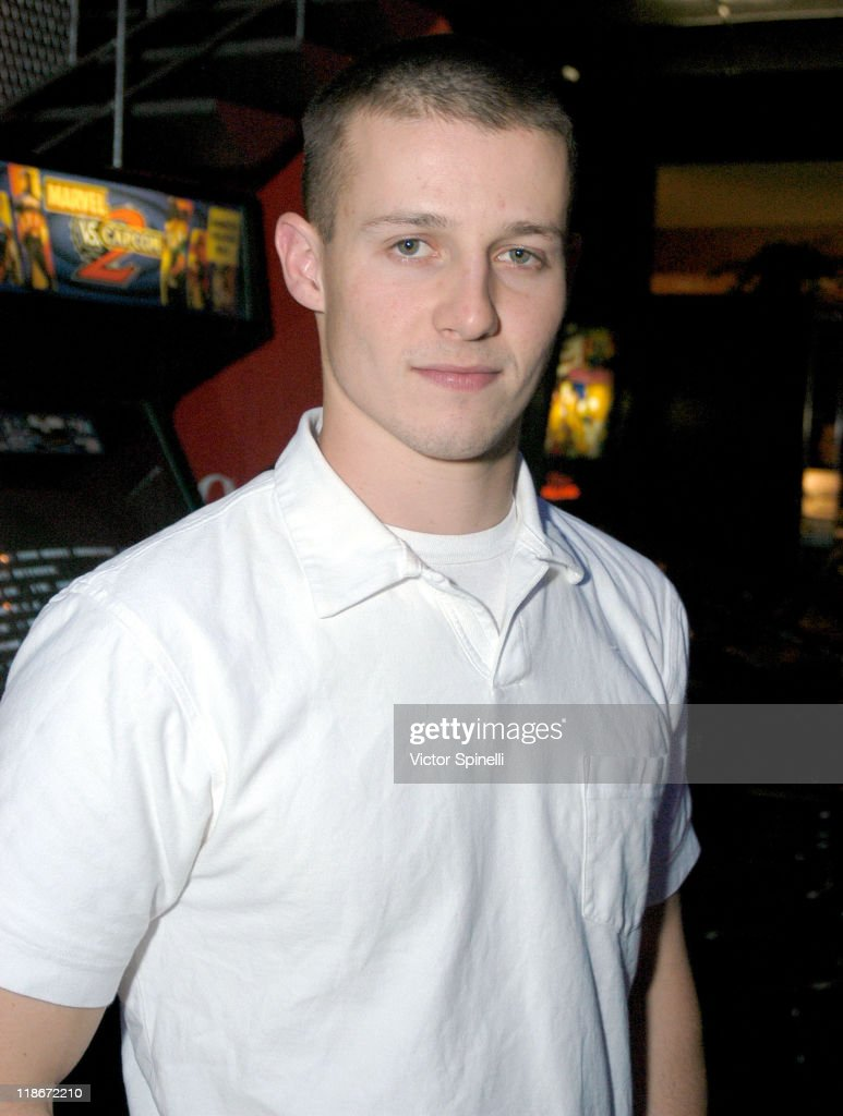 <a gi-track='captionPersonalityLinkClicked' href=/galleries/search?phrase=Will+Estes&family=editorial&specificpeople=225054 ng-click='$event.stopPropagation()'>Will Estes</a> during Grand Opening of PINZ Bowling Lanes at PINZ Bowling Lanes in Studio City, California, United States.