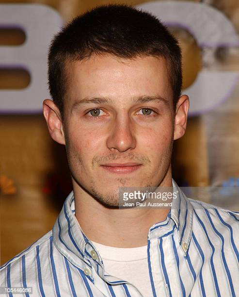 Will Estes during NBC Winter Press Tour Party Arrivals at Universal CityWalk in Universal City California United States