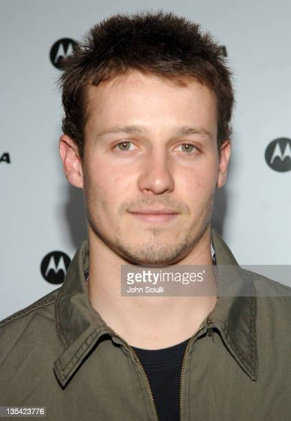 Will Estes during PAPER Magazine Motorola Present the Beautiful People Party West at Social Hollywood in Los Angeles California United States
