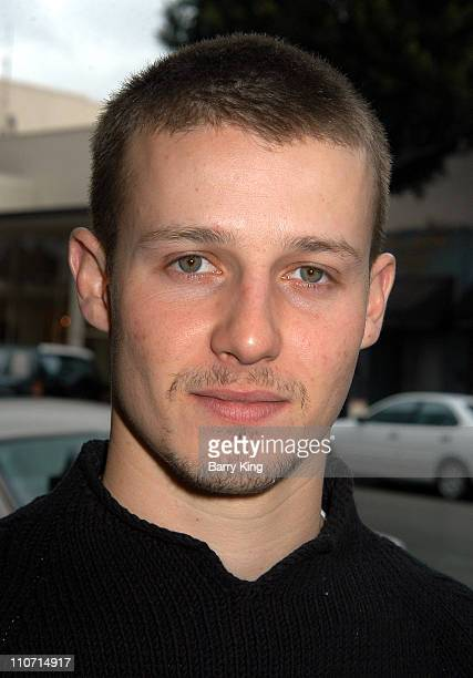 Will Estes during Rescue Me Charity Benefit at Donald J Pliner Store in Beverly Hills CA United States