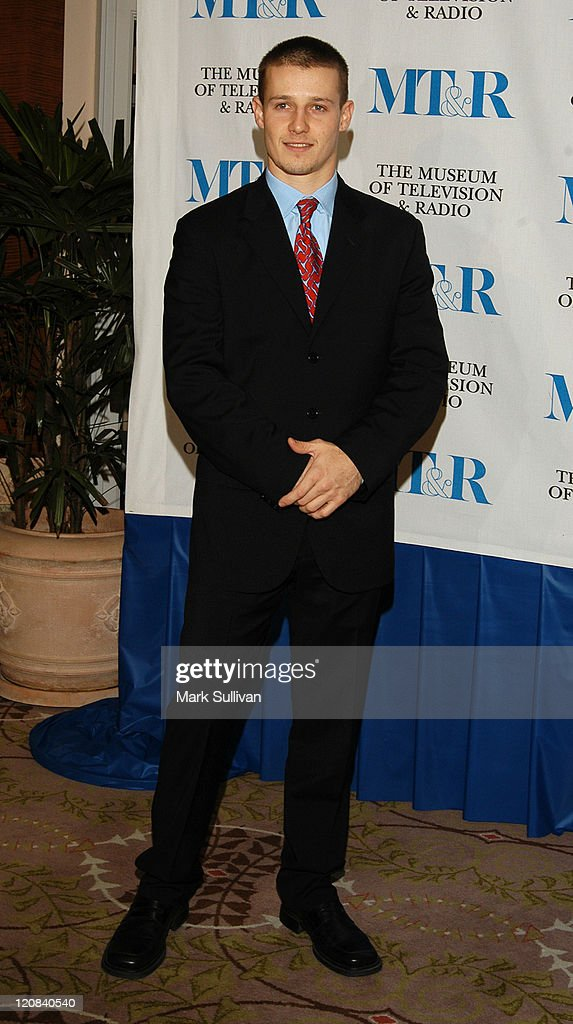 <a gi-track='captionPersonalityLinkClicked' href=/galleries/search?phrase=Will+Estes&family=editorial&specificpeople=225054 ng-click='$event.stopPropagation()'>Will Estes</a> during The Museum of Television and Radio Annual Los Angeles Gala - Arrivals at The Beverly Hills Hotel in Beverly Hills, California, United States.