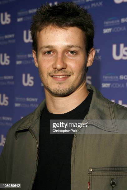 Will Estes during US Weekly's Hot Hollywood Fresh 15 Red Carpet and Arrivals at Area in West Hollywood California United States