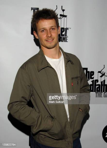 Will Estes during World Premiere of 'The Godfather the Game' on XBOX 360 Arrivals at Stone Rose Lounge in Los Angeles California United States