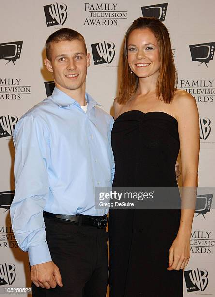 Will Estes Rachel Boston during '5th Annual Family Television Awards' at Beverly Hilton Hotel in Beverly Hills California United States