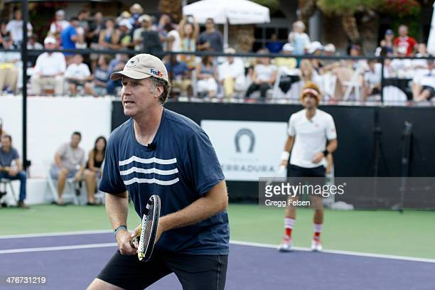 Will Ferrell attends the 10th Anniversary Desert Smash at La Quinta Resort and Club on March 4 2014 in La Quinta California