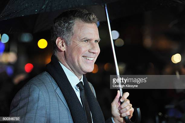 Will Ferrell attends the Dublin Premiere of 'Daddy's Home' at the Savoy Cinema on December 7 2015 in Dublin Ireland