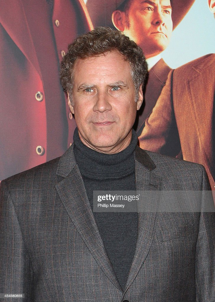 <a gi-track='captionPersonalityLinkClicked' href=/galleries/search?phrase=Will+Ferrell&family=editorial&specificpeople=171995 ng-click='$event.stopPropagation()'>Will Ferrell</a> attends the Irish premiere of 'Anchorman 2: The Legend Continues' on December 9, 2013 in Dublin, Ireland.