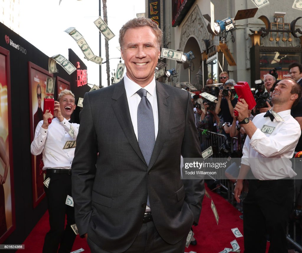Will Ferrell attends the premiere of Warner Bros. Pictures' 'The House' at the TCL Chinese Theatre on June 26, 2017 in Hollywood, California.