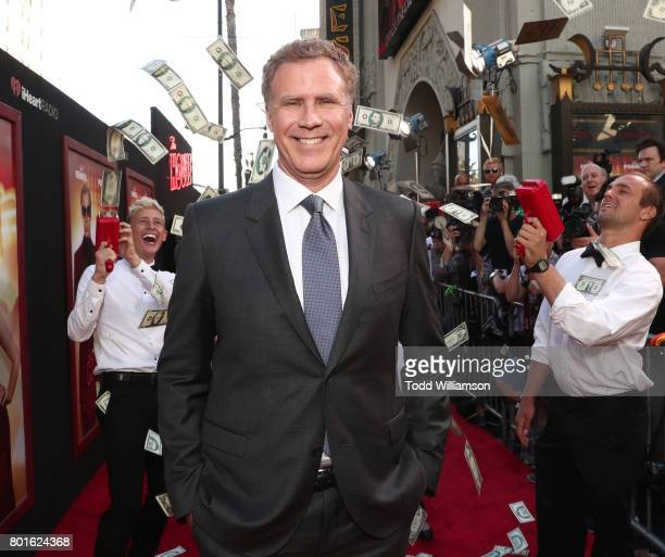 Will Ferrell attends the premiere of Warner Bros Pictures' 'The House' at the TCL Chinese Theatre on June 26 2017 in Hollywood California